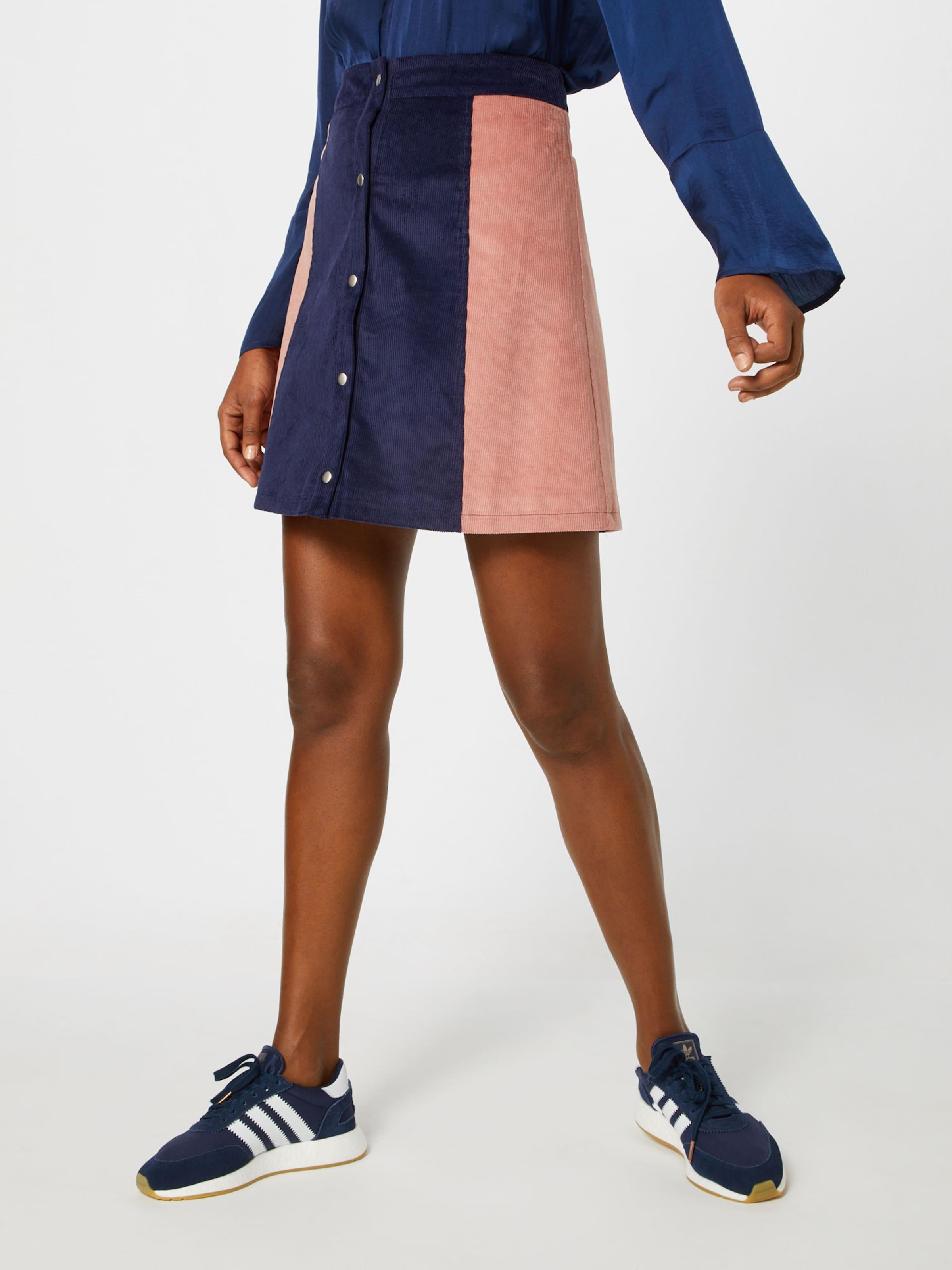 En Glamorous Glamorous Jupe En BleuRose BleuRose Jupe En Jupe Glamorous K3l1JFcT
