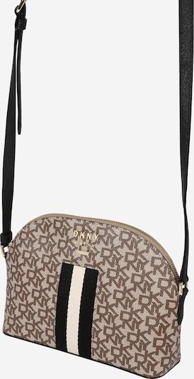 DKNY Torba na ramię 'Liza Dome' w kolorze brązowy / jasnobrązowym, Podgląd produktu