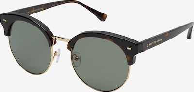 Kapten & Son Sonnenbrille 'Capri' in braun, Produktansicht