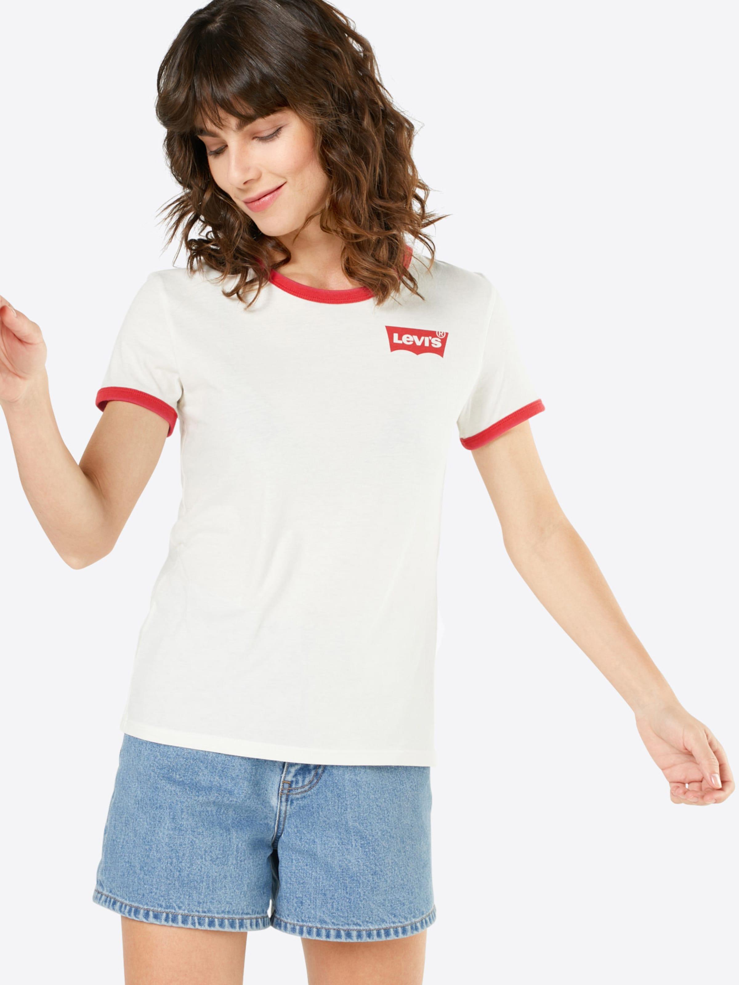 Spielraum Neu Shop-Angebot Zum Verkauf LEVI'S T-Shirt 'Perfect ringer' Auslassstellen Verkauf Online Billig Verkauf Zahlung Mit Visa xnRosyvGlL