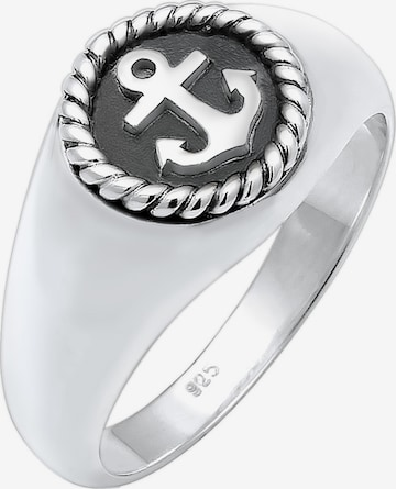 PAULO FANELLO Ring 'Anker' in Silber
