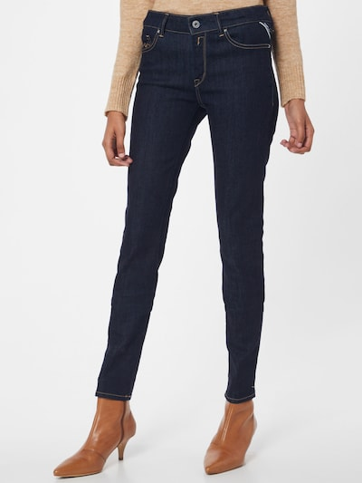 REPLAY Jeans 'NEW LUZ' in blau, Modelansicht
