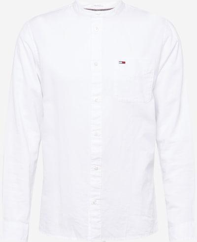 Tommy Jeans Hemd 'MAO' in weiß, Produktansicht