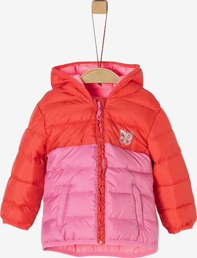 s.Oliver Winterjacke in pink, Produktansicht