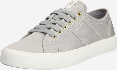 GANT Baskets basses 'Pinestreet' en gris clair / blanc, Vue avec produit