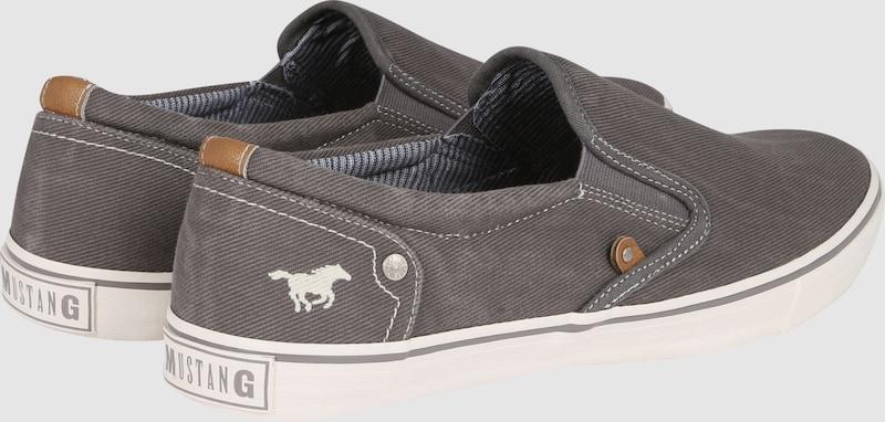Haltbare Sneaker Mode billige Schuhe MUSTANG | Slip-On Sneaker Haltbare Schuhe Gut getragene Schuhe 48bfce