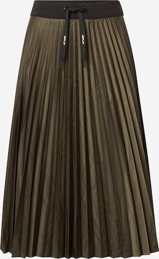 REPLAY Krilo | oliva / črna barva, Prikaz izdelka