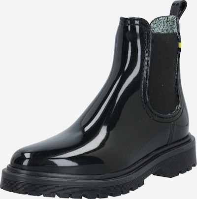 LEMON JELLY Chelsea Boots 'Maren' en jaune / noir, Vue avec produit