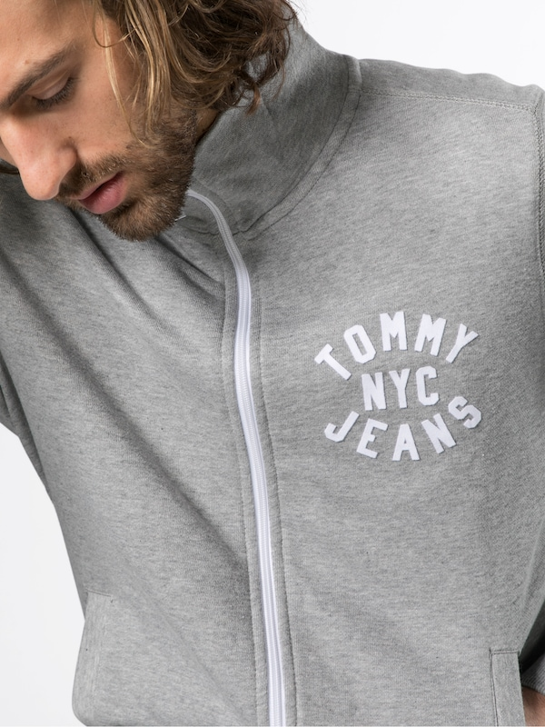 Tommy Jeans Sweatjacke Tjm Essential Graphic Track Jacket