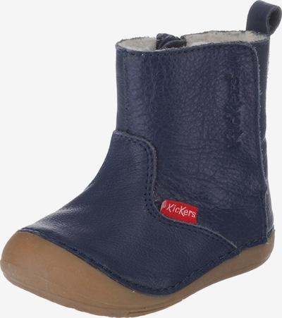 KICKERS Laarzen 'Socool' in de kleur Nachtblauw, Productweergave