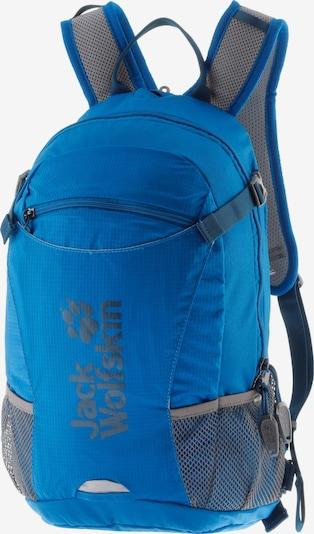 JACK WOLFSKIN Rucksack 'Velocity 12' in blau / grau, Produktansicht