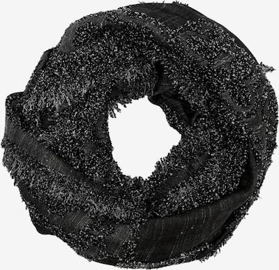 s.Oliver Schal in schwarzmeliert, Produktansicht