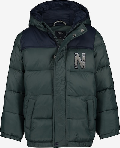 Noppies Winterjacke 'Baywood' in marine / tanne, Produktansicht
