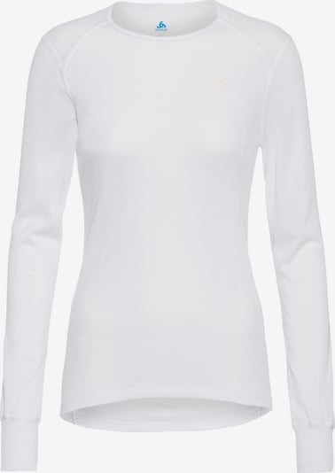 ODLO Performance Shirt in White, Item view