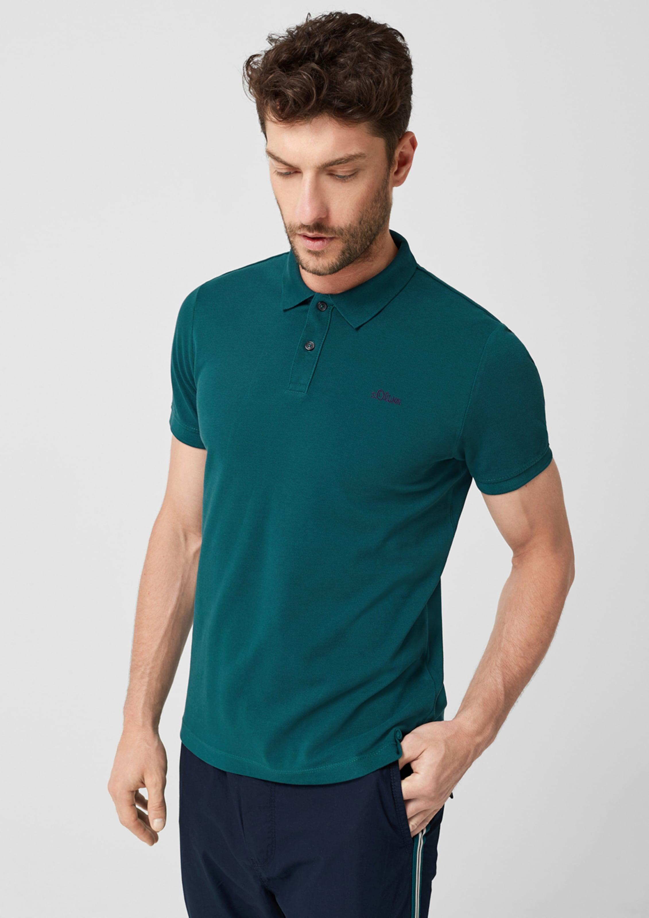 oliver Red S Label Pastellblau Poloshirt In wmNnO80v