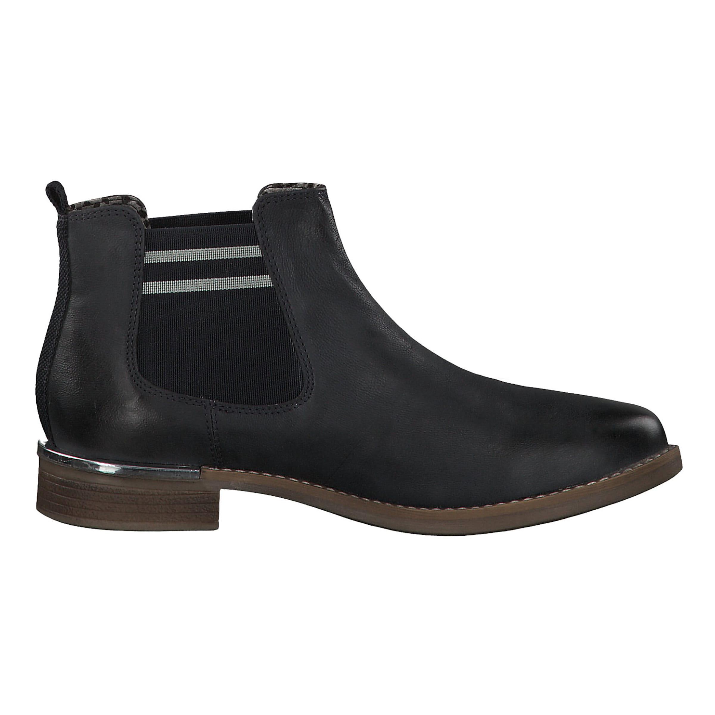 S Dunkelblau Boots In oliver Chelsea FTl1JKc3