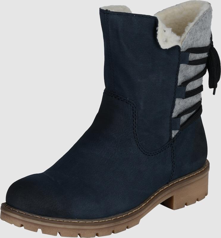 RIEKER Stiefel mit Fleece-Futter Synthetik Bequem, gut aussehend