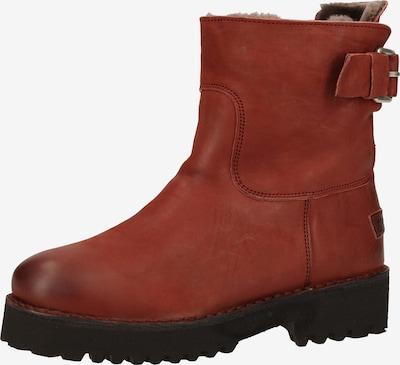 SHABBIES AMSTERDAM Stiefelette in rot, Produktansicht