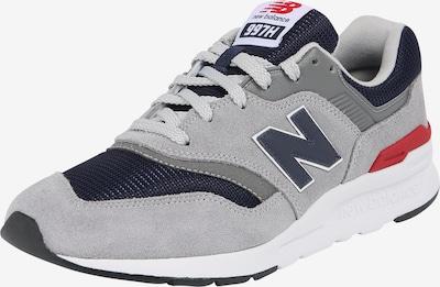 new balance Sneaker in Navy / Grey / Light grey, Item view