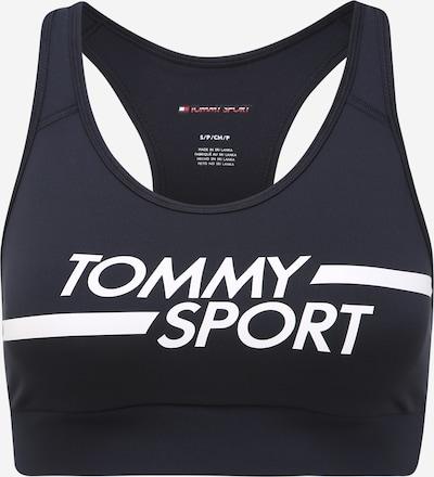 Tommy Sport Športni nederček | nočno modra / bela barva, Prikaz izdelka