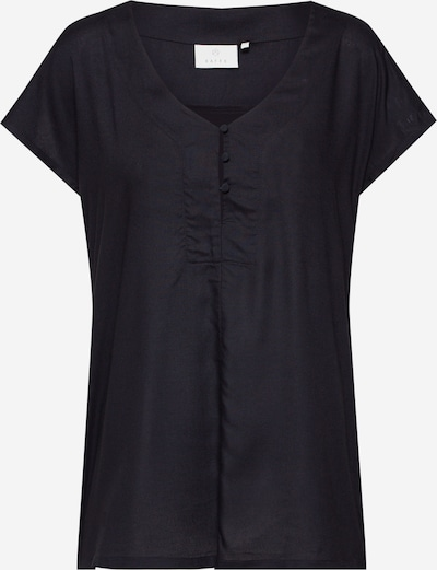 Kaffe Blusenshirt 'KAcalina' in schwarz, Produktansicht