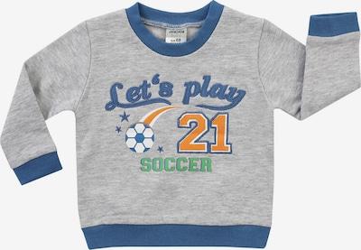 JACKY Sweatshirt in blau / grau, Produktansicht
