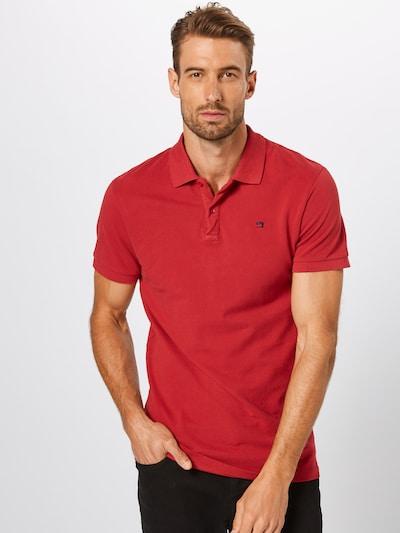 SCOTCH & SODA Shirt in de kleur Roestrood: Vooraanzicht