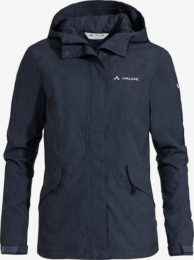 VAUDE Sportjas 'Rosemoor' in de kleur Kobaltblauw, Productweergave