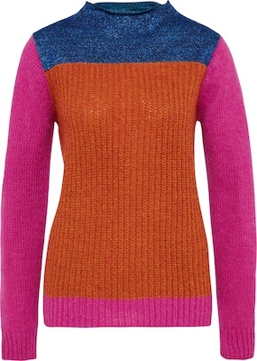 SCOTCH & SODA Pullover im Colour-Blocking
