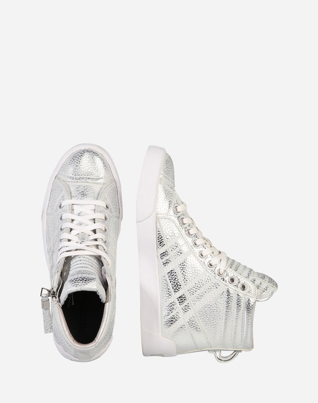 DIESEL Hightop-Sneaker 'D-velows d-string plus'
