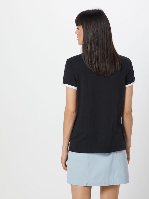 En Levi's shirt Ringer' gaphic Non NoirBlanc T 'perf uOikZPX