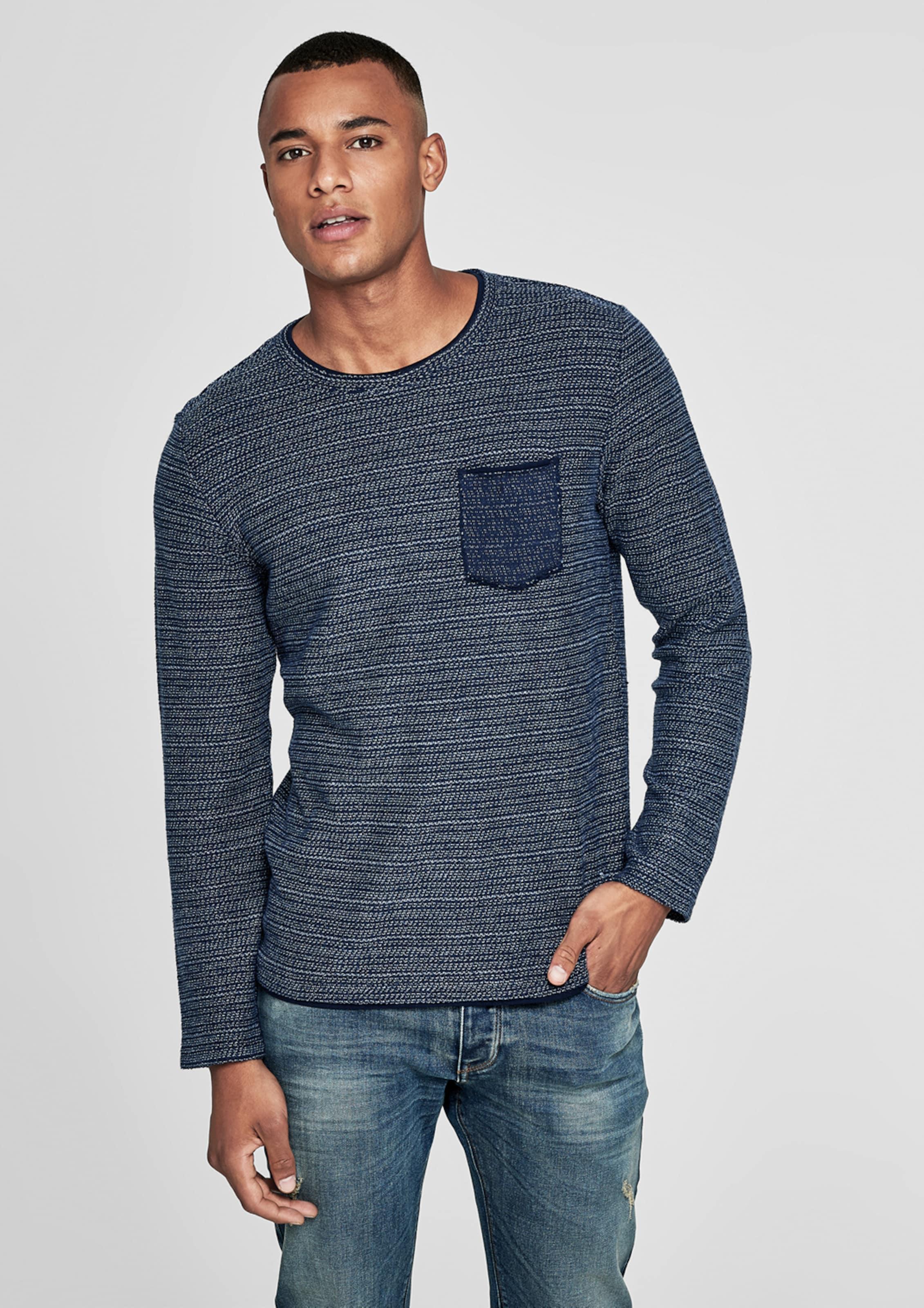 s Sweatshirt Q Dunkelblau Designed By In rxBCdEoeWQ