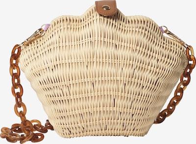 Paplūdimio krepšys 'Sea Shell Bag' iš BeckSöndergaard , spalva - smėlio, Prekių apžvalga