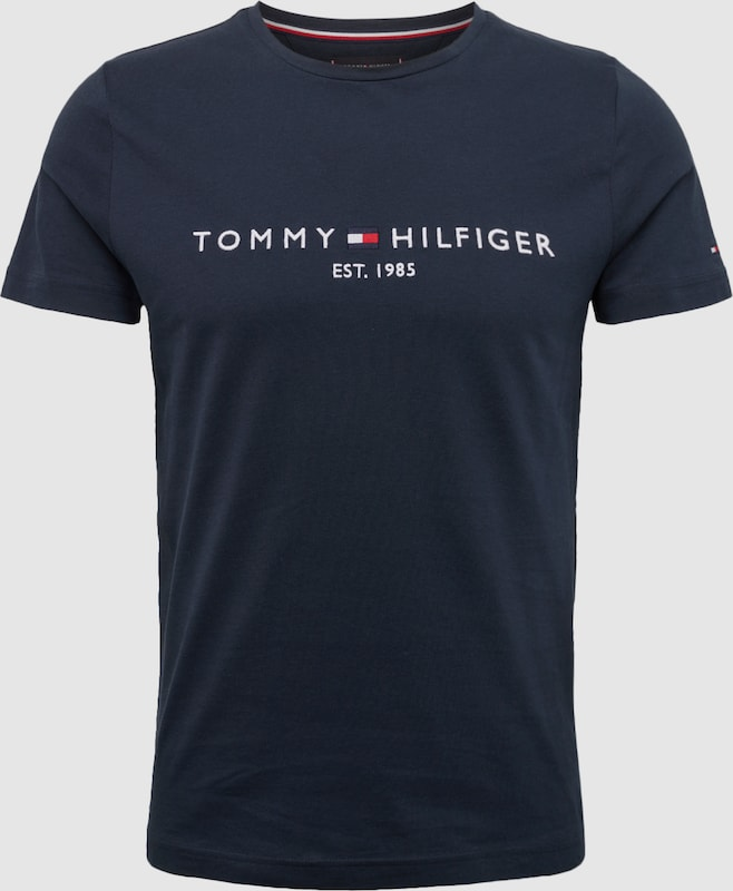 1f561214ff TOMMY HILFIGER Póló sötétkék színben | ABOUT YOU