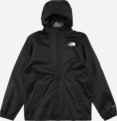 THE NORTH FACE Sportjacke in schwarz / weiß, Produktansicht