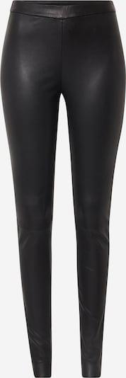 Ibana Lederhose 'Holston' in schwarz, Produktansicht