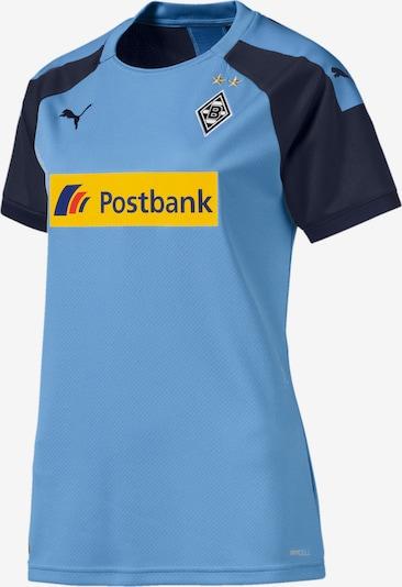 PUMA Auswärtstrikot 'Borussia Mönchengladbach' in hellblau, Produktansicht