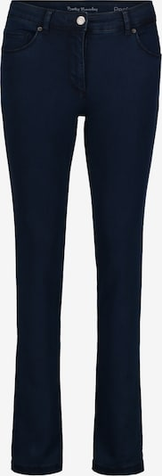 Betty Barclay Jeans in blau: Frontalansicht