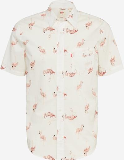 LEVI'S Košile - oranžová / bílá, Produkt