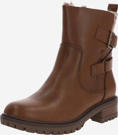 Dorothy Perkins Boots en marron, Vue avec produit