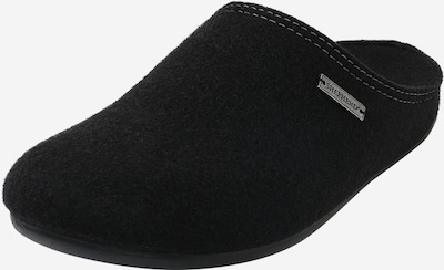 SHEPHERD OF SWEDEN Slipper 'CILLA' in schwarz, Produktansicht