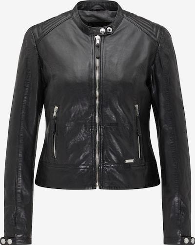 MUSTANG Jacke ' womens biker jacket ' in schwarz, Produktansicht