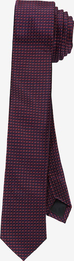 G.LEHMANN Krawatte in dunkelrot, Produktansicht