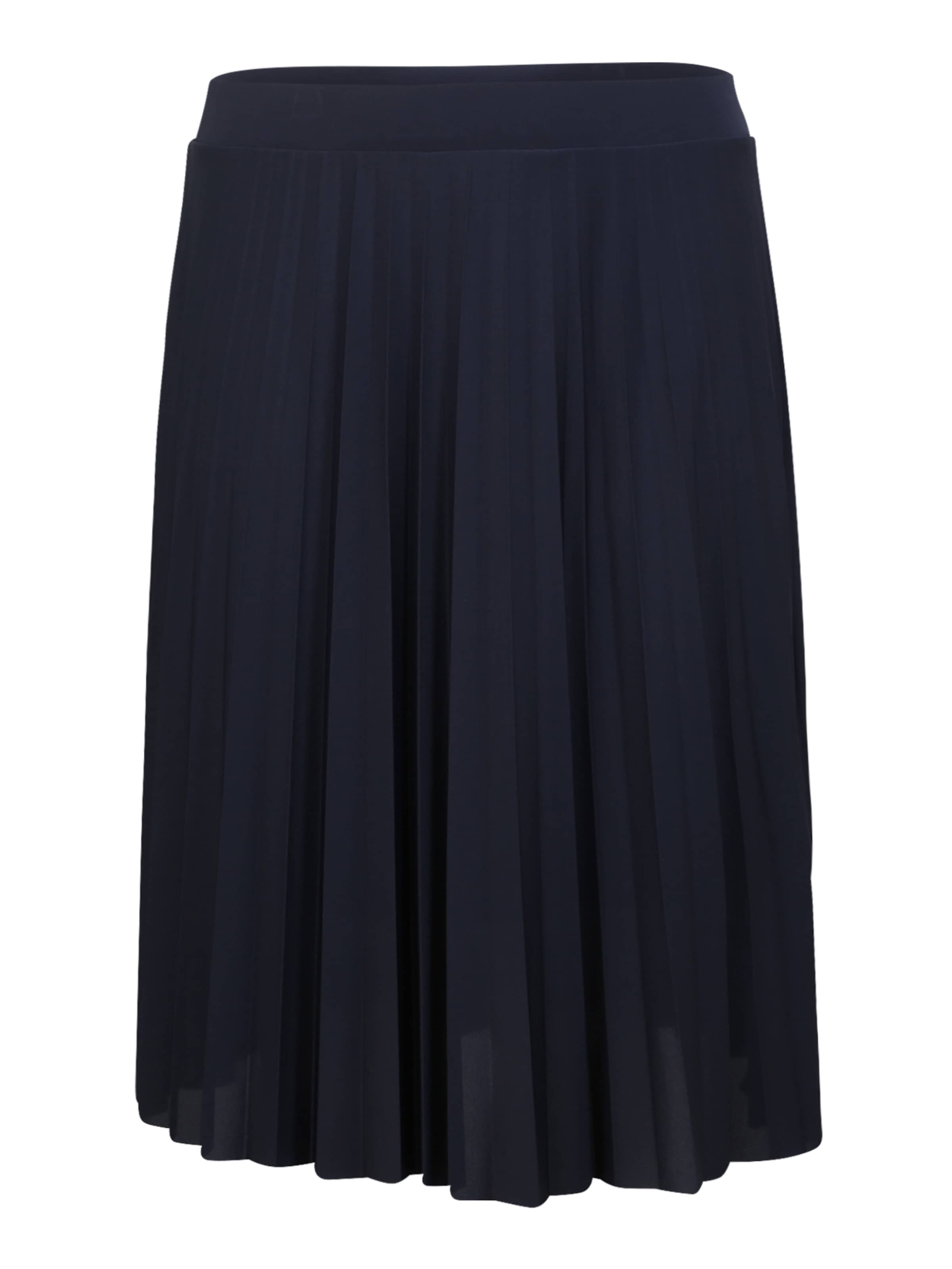 ABOUT YOU Curvy Rock 'Connie' in navy / dunkelblau