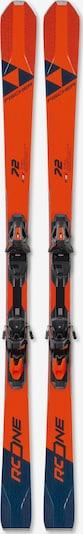 FISCHER Ski 'RC One 72 mit RSX12 GW' in kobaltblau / orangerot, Produktansicht