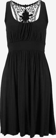 LASCANA Kleid in schwarz, Produktansicht