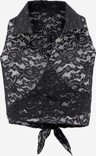 LASCANA Top in schwarz, Produktansicht