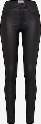 Pantalon 'ROYAL ROCK COATED NOOS' - ONLY en noir
