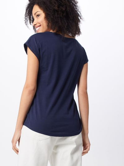 ARMEDANGELS T-shirt 'Lale' en bleu marine: Vue de dos
