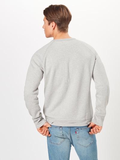 LEVI'S Sweatshirt 'ORIGINAL' in de kleur Grijs: Achteraanzicht